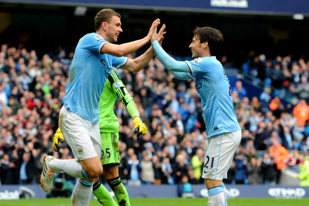 Manchester City vs. Southampton: Premier League Live Score, Highlights, Report