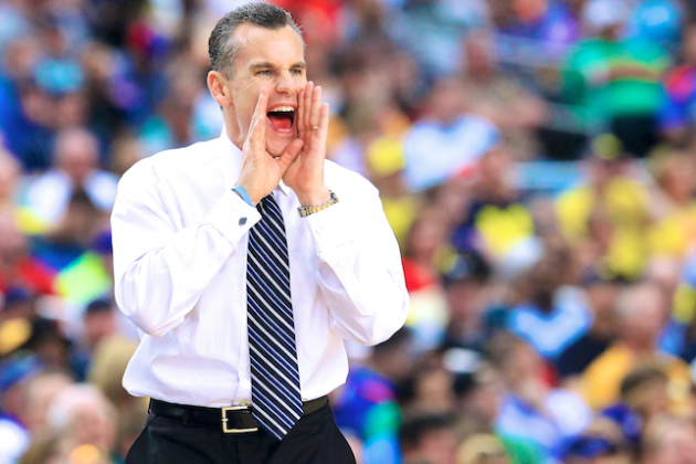 Let's Acknowledge Billy Donovan for What He Is: The Coach K of This Generation