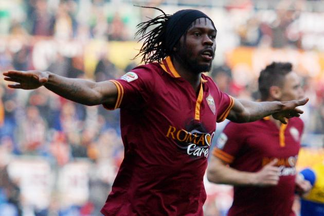 Gervinho Can Leave with Garcia for €5M