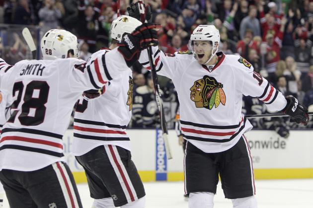 Chicago Blackhawks: Finishing Up Minus Kane and Toews Has Some Advantages