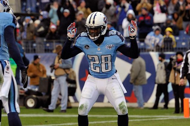 Report: Rams Won't Be Interested in Acquiring RB Chris Johnson