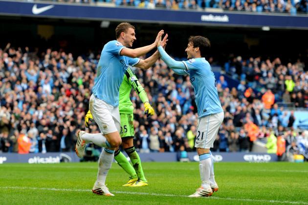 EPL Table Week 34: How Saturday's Action Impacted Premier League Standings