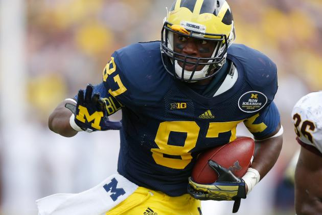 Michigan Spring Game 2014: Live Score, Top Performers and Analysis