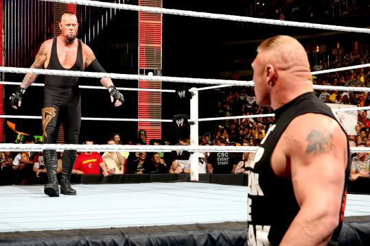 Undertaker vs. Brock Lesnar: Last-Minute Rumors, Predictions for Massive Match