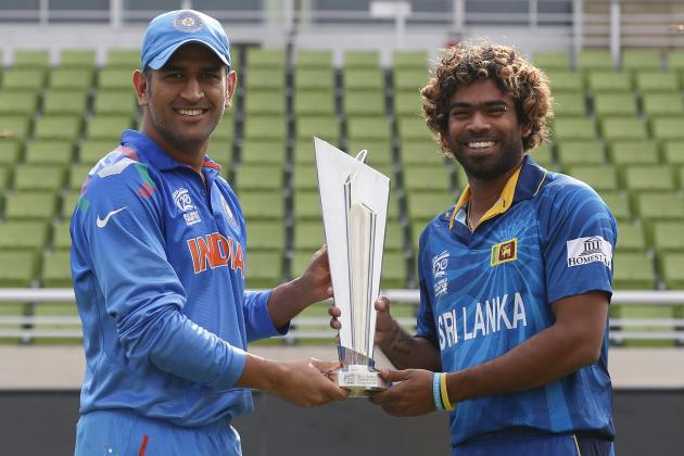 World T20 Final 2014: India vs. Sri Lanka Prediction and Head-to-Head Record