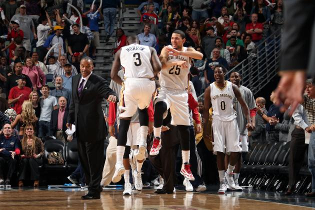 Who Is the Most Underrated New Orleans Pelicans Player This Year?