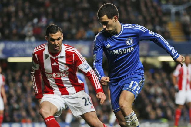 Chelsea vs. Stoke City: Live Player Ratings for the Blues