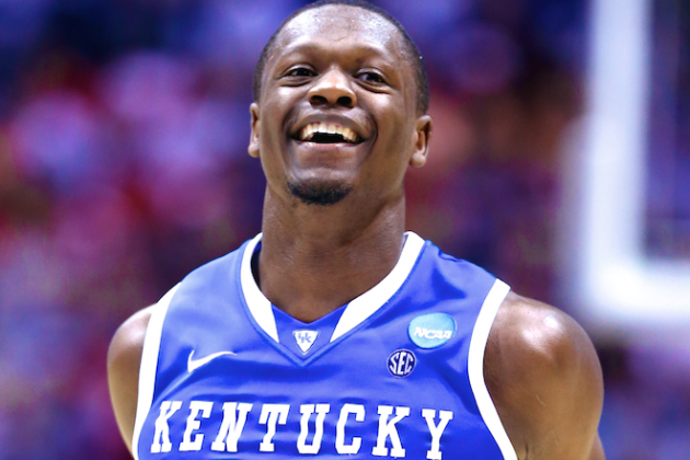 Julius Randle's Kentucky Journey Reaches Climax with 2014 Final Four Homecoming