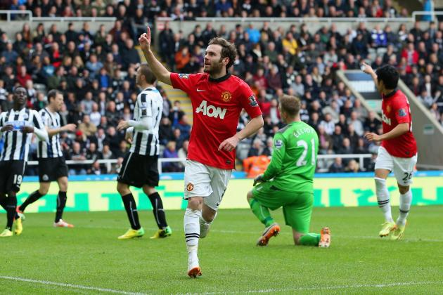 Newcastle United vs. Manchester United: Score, Grades and Post-Match Reaction