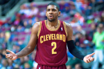 Kyrie Denies Report He's Wanted Out 'For Years'