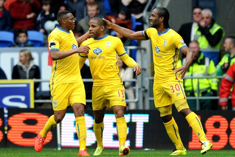 Match Report: Cardiff 0-3 Crystal Palace