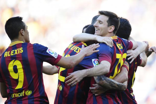Barcelona vs. Real Betis: La Liga Score, Grades and Post-Match Reaction