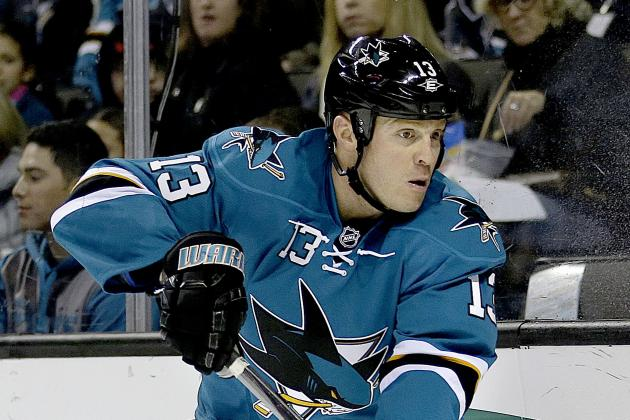 Raffi Torres Might Rejoin Sharks on Wednesday