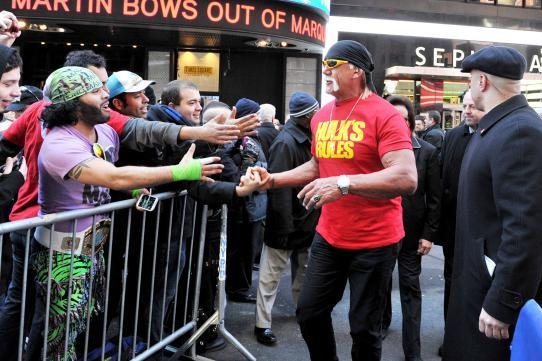 Report: Hulk Hogan Set for 'Legends' House' Season 2