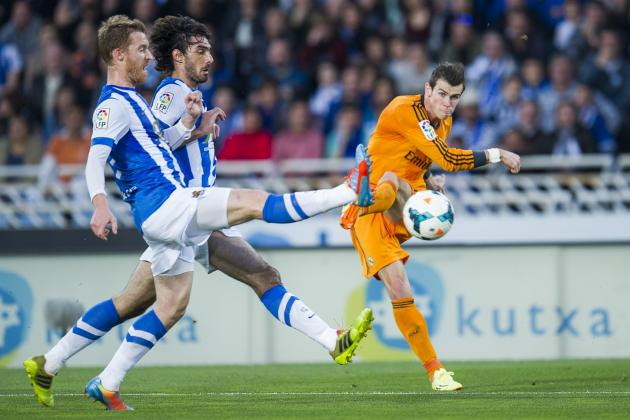 Real Sociedad vs. Real Madrid: La Liga Score, Grades and Post-Match Reaction