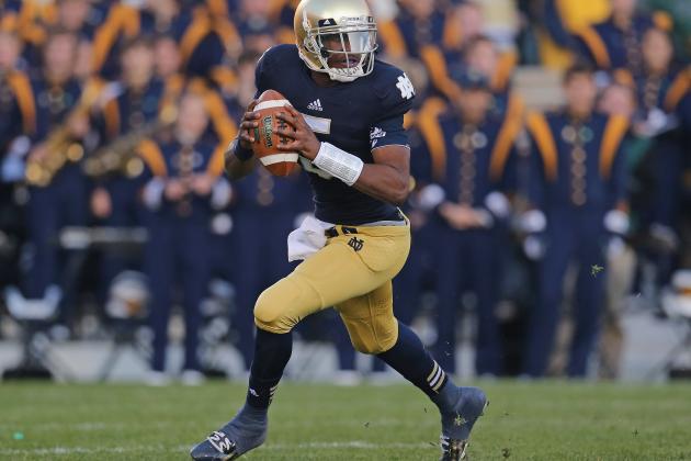 Notre Dame Football: Everett Golson's Reintegration with the Irish