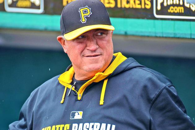 Clint Hurdle and Neal Huntington Sign 3-Year Extensions with Pirates