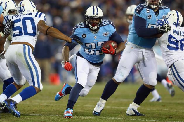 Titans Must Draft Handcuff for Shonn Greene Following Chris Johnson's Release