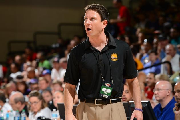Golden State Warriors Dismiss Assistant Coach Darren Erman