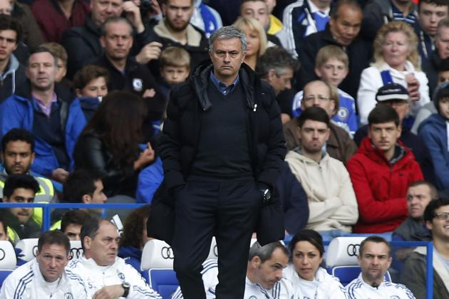 Chelsea vs. Stoke: Post-Match Reaction from Jose Mourinho and Mark Hughes