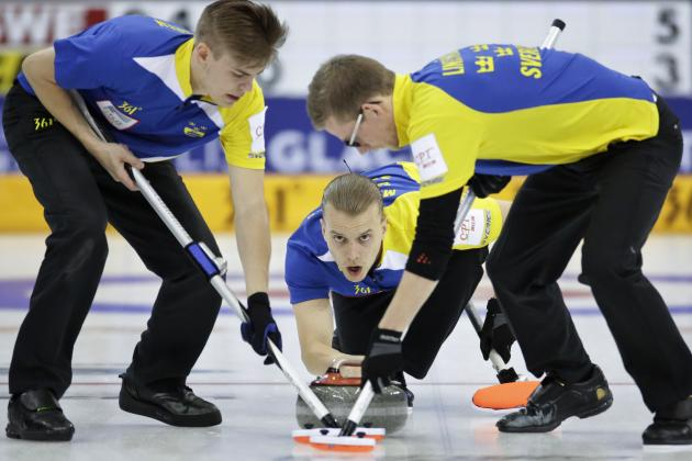 World Men's Curling Championship 2014: Previewing Gold, Bronze Medal Matches