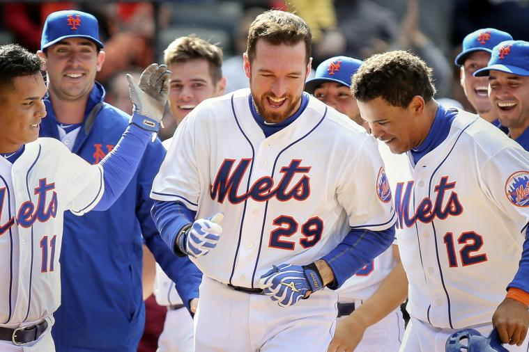 Mets' Ike Davis Hits Walk-off Grand Slam vs. Reds