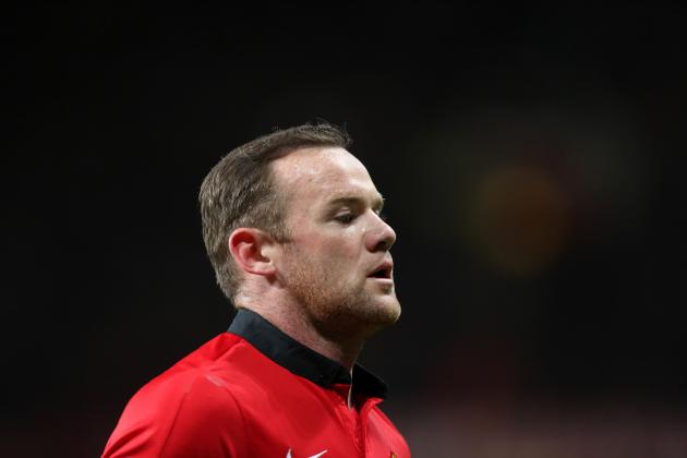 Wayne Rooney's Health Key to Manchester United's Champions League Hopes
