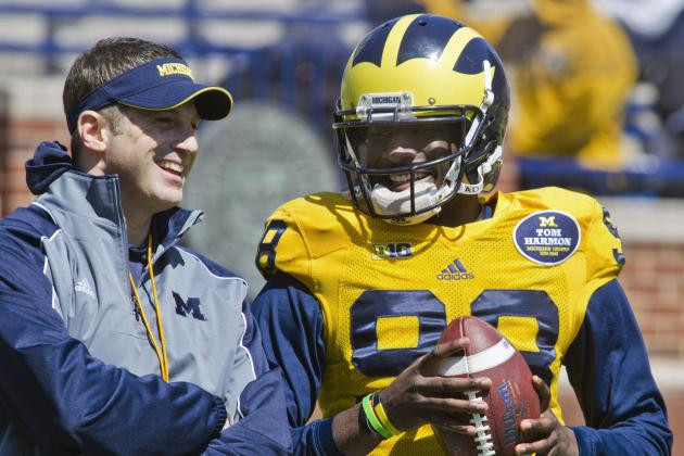 Michigan Football: Wolverine Spring Game Grades