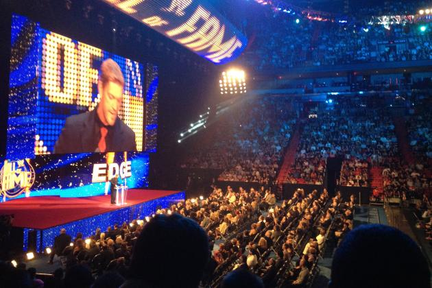 WWE Hall of Fame 2014: Live Analysis, Twitter Reaction and Highlights
