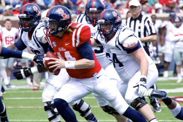 Ole Miss Spring Game 2014: Recap, Highlights and Analysis