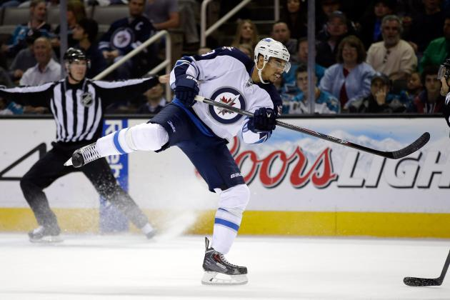 Jets Ruffle Feathers by Making Evander Kane a Healthy Scratch