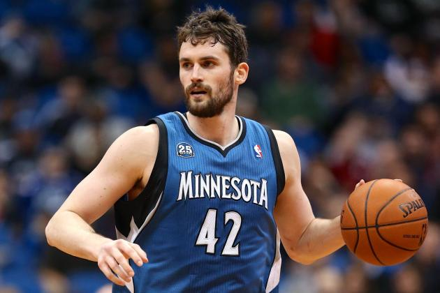 Kevin Love Injury: Updates on Timberwolves Star's Back and Recovery