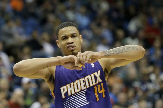 Is Gerald Green the Most Improved Player in the NBA?