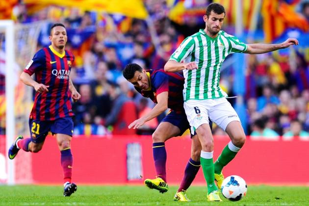 Barcelona v Real Betis: Why a Lack of Defence Is No Defence for Barca
