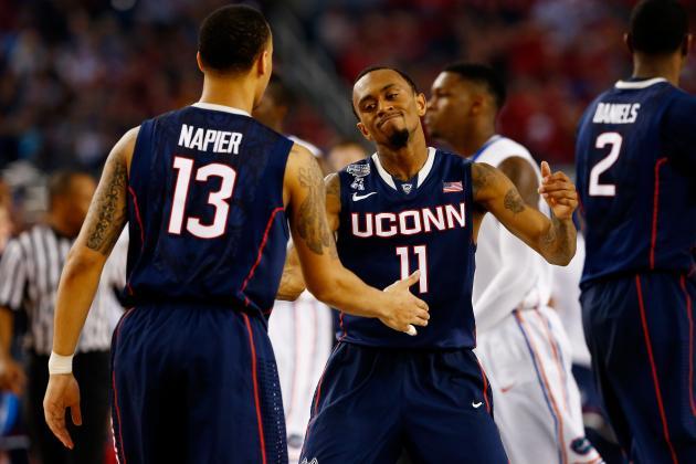 Florida vs. UConn: Live Score, Highlights for Final Four