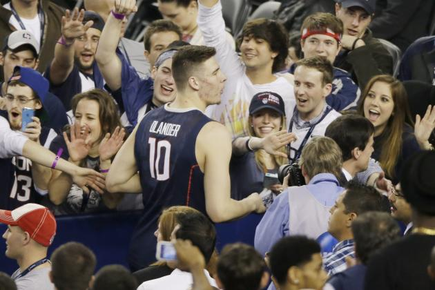 NCAA Basketball Tournament 2014: Takeaways from UConn's Epic Win over Florida