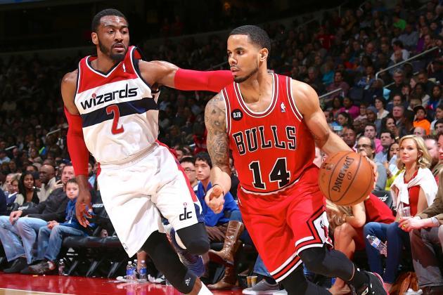 Chicago Bulls vs. Washington Wizards: Live Score and Analysis