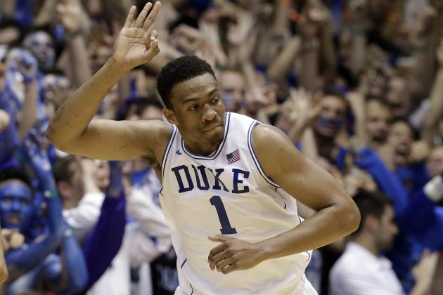 The 4 Sets That Will Make Jabari Parker an NBA Star in His First Season