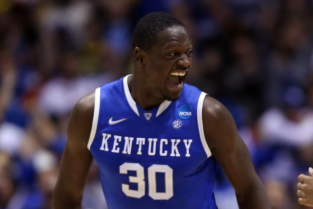 Julius Randle: Stats, Grade, Highlights and Twitter Reaction vs. Wisconsin