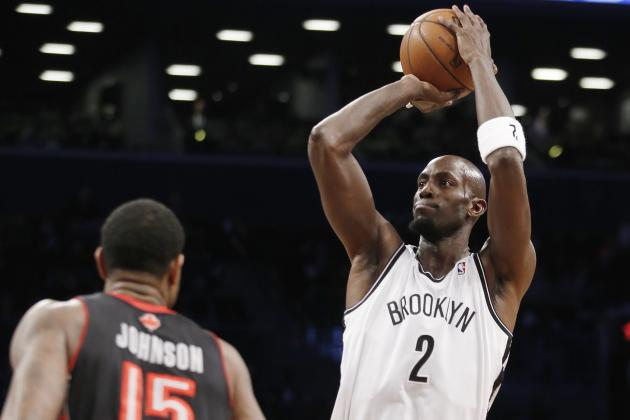 Nets Will Need Productive Kevin Garnett in 1st Round to Offset Bulls Defense