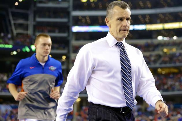 Florida Basketball: What's Next for Gators After 2014 Final Four Loss?