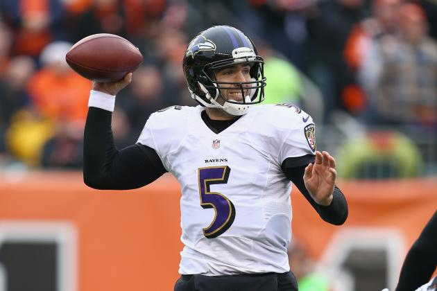 With New Offense, Flacco Knows He Has Chance 'To Do New Things'