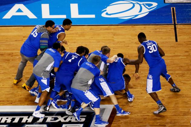 NCAA Bracket 2014: Updated Schedule and Predictions Heading into Championship
