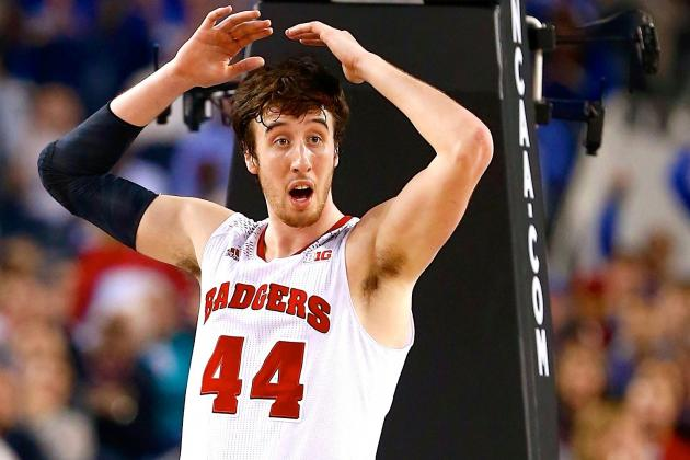 Wisconsin's Best Not Quite Enough to Down Kentucky, but Badgers' Future Glimmers