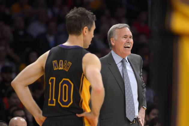 Grading Mike D'Antoni's Season with the Los Angeles Lakers