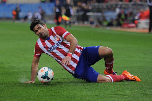Chelsea Transfer News: Latest Buzz on Diego Costa, Luke Shaw and More
