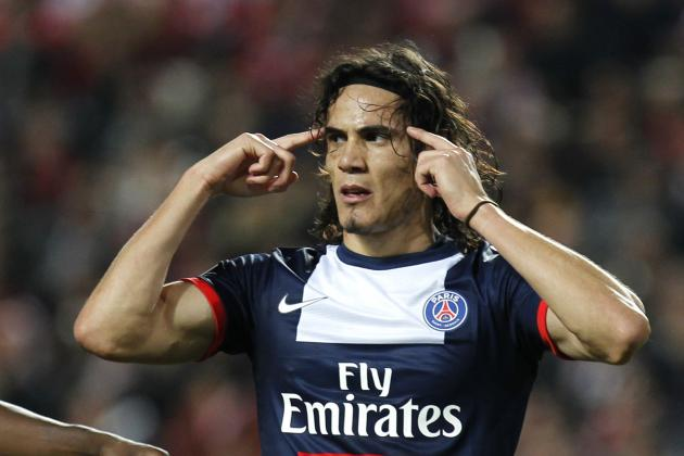 Ibrahimovic and Cavani Watch: El Matador Goes Solo Against Reims
