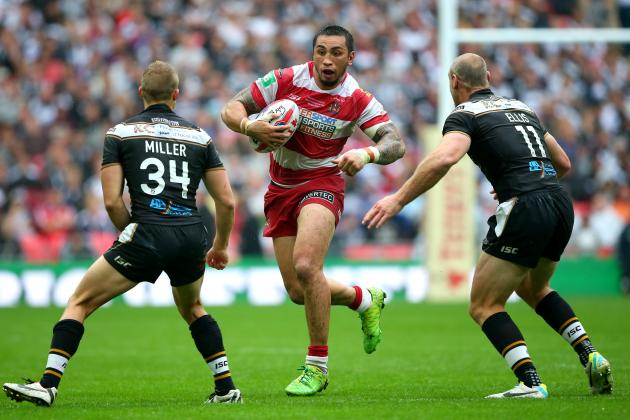 Tetley's Challenge Cup 2014: Fourth Round Results, Stats and Try Scorers