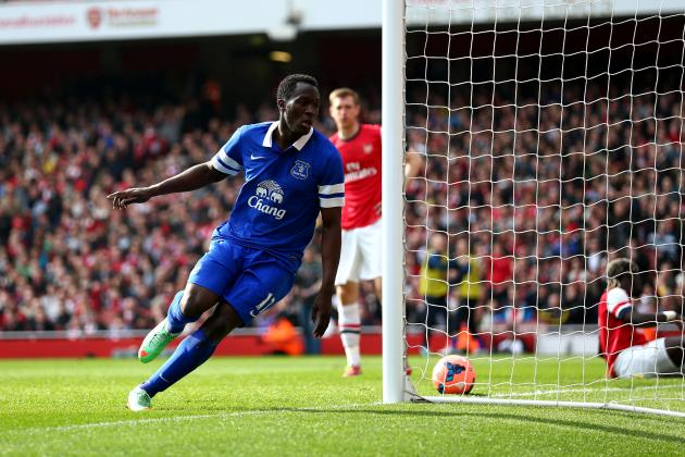 Everton vs. Arsenal: Live Player Ratings for Both Teams