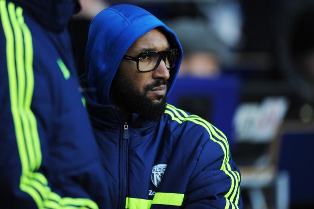 Nicolas Anelka to Be Reported to FIFA by Atletico Mineiro over Transfer Farce